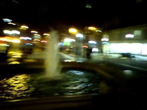 Place de la Sorbonne, nuit