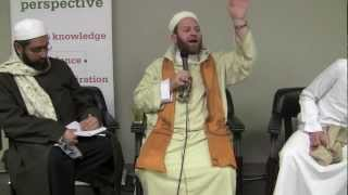 Bring The Shining Light  into your life (al-Siraj al-Munir) - Shaykh Ninowy Visits SeekersHub