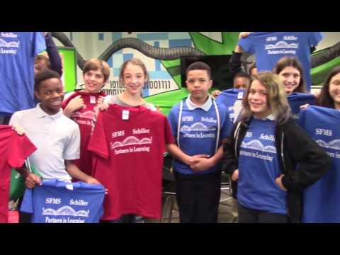 South Fayette Middle School Millennium Learning Project