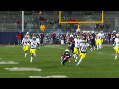 Brian Brown Spectacular Catch vs. Delaware