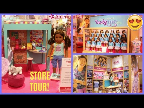 Tour Of The American Girl Place Seattle!
