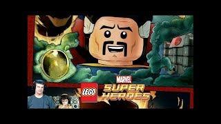Stranger Danger - Deadpool Mission - Lego Marvel SuperHeroes / Collection - Unlock Dr. Strange