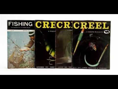 Ep  171 Brian Harris, Creel, Angling & Fishing Part 2