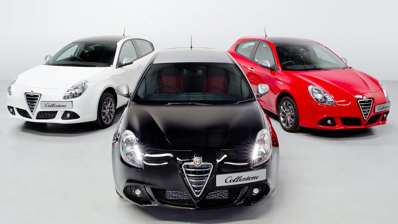 Автомобиль Alfa Romeo Giulietta (Альфа Ромео Джульетта) – хэтчбек класса «С»