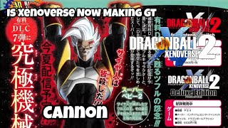 NEW DLC SCANS ARE OUT | Dragon Ball Xenoverse 2 DLC Pack 7 Extra Pack 3