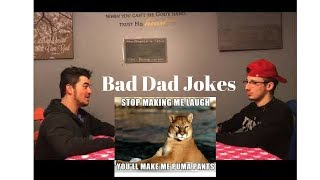 Bad Dad Jokes (Funny Punishment)