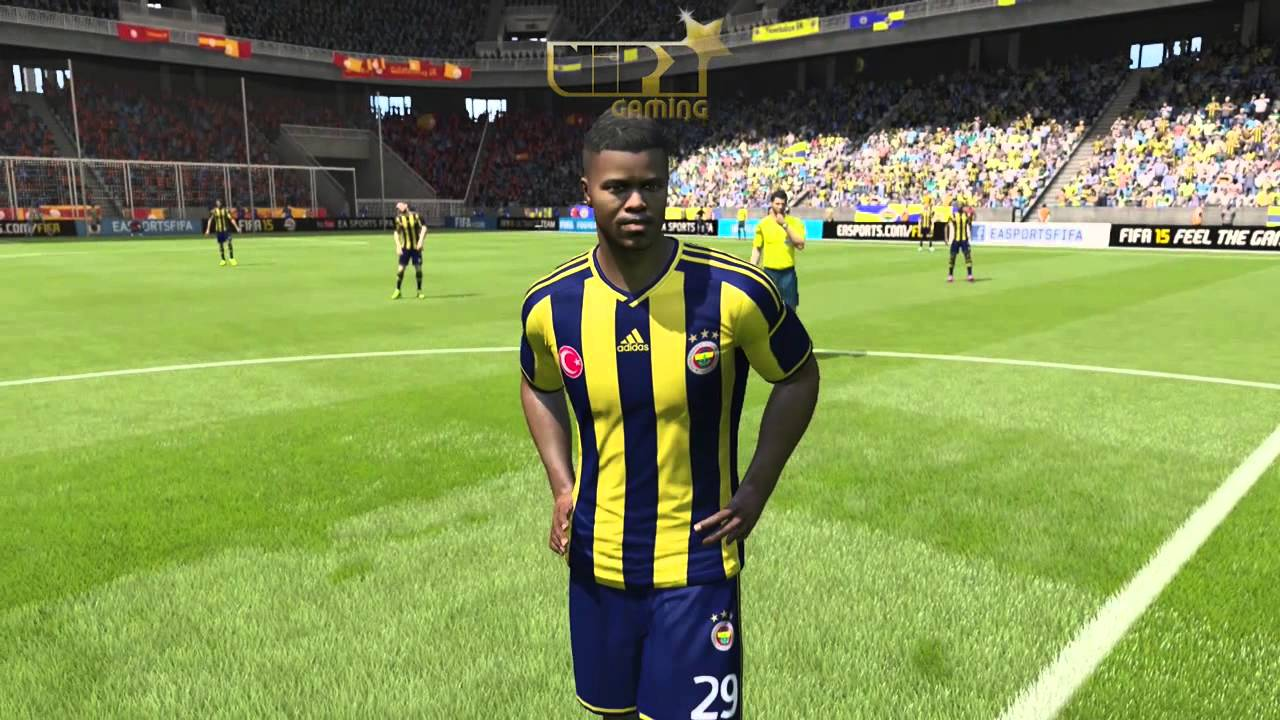 Fenerbahce Fc Home Kit Fifa Forums