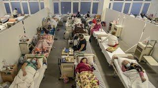 Украина ставит новые антирекорды по заболеваемости коронавирусом
