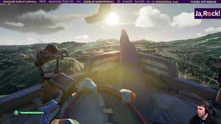 Samotny Pirat rozpoczyna Przygodę nr 8 - Sea of Thieves / 20.05.2019 (#4)