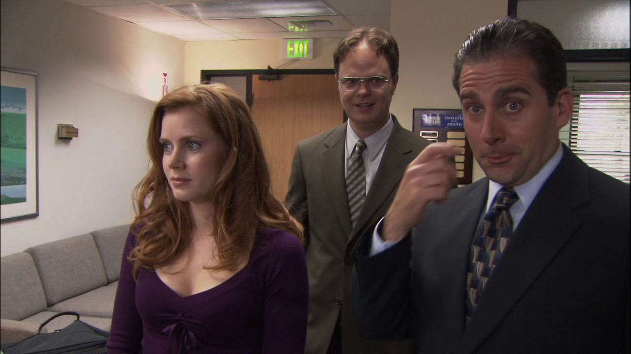 Image result for amy adams, the office