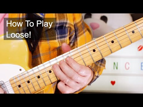 'Loose!' Prince Guitar & Bass Lesson