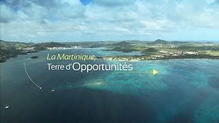 La Martinique, Terre d
