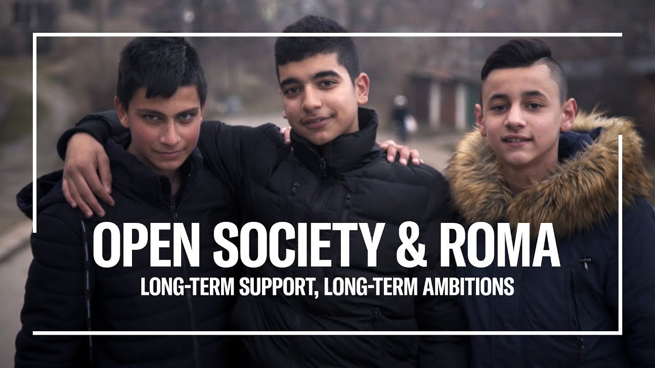 Open Society and the Future of the Roma Movement