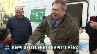 Fideszes képviselő cége is kapott a kultúrára szánt állami pénzből 19-12-16