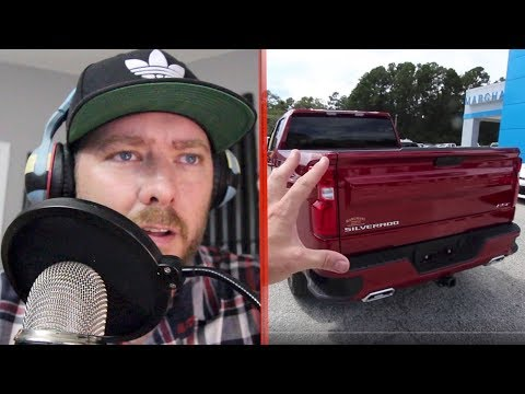 Chad Dolbier on 2019 Chevrolet Silverado RST - Truck Talk (Podcast) Reaction to Comments