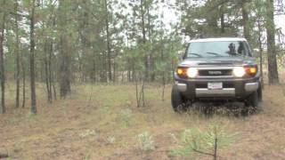 2011 Toyota FJ Cruiser First Drive Review