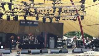 Sapiency - Isolated I Live @ Metalfest Loreley 2012