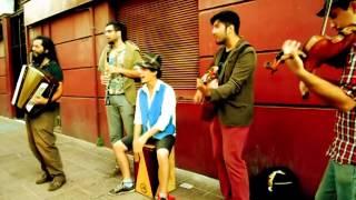 La Minga - Las Calles Son Nuestra Cancha (En Montevideo)