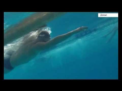 Алтайский пловец Андрей Гречин в финале Олимпийских игр