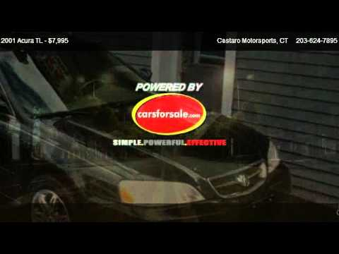Acura TL TL For Sale In New Haven CT YouTube - 2001 acura tl for sale