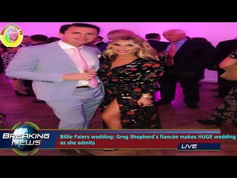 Billie Faiers wedding: Greg Shepherd's fiancée makes HUGE wedding planning confession as she ad