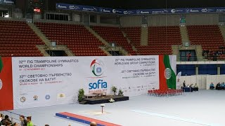 Day 2 Part 4 (finals) - 2017 FIG Trampoline World Age Group Competitions