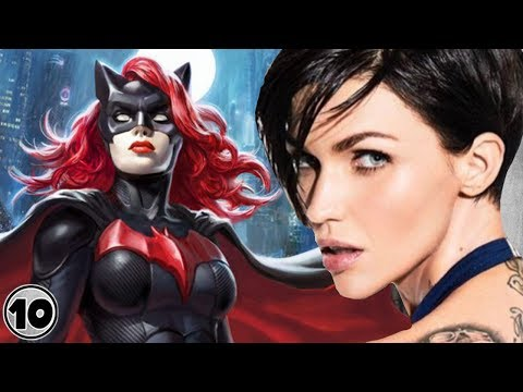 Top 10 Batwoman Surprising Facts