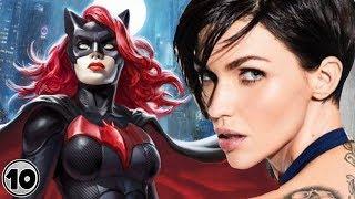 Top 10 Batwoman Surprising Facts