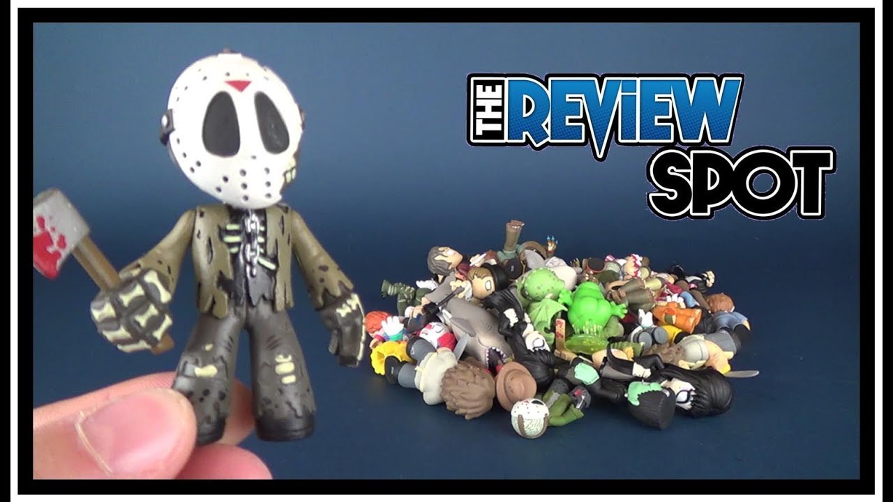 Collectible Spot | Funko Horror Mystery Minis Collection!