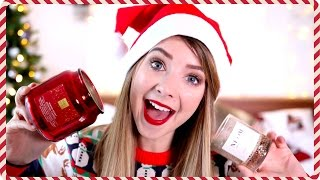 Top 5 Festive Candles | Zoella