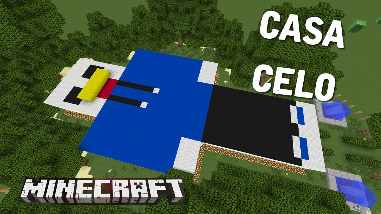 Historia Team Build Minecraft
