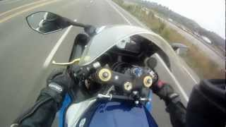 How to do a wheelie on a sport motorcycle