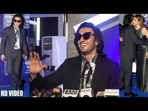 Ranveer Singh At GQ Men of the Year Awards 2017 | RED CARPET | BOLLYWOOD EVENTS
