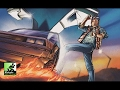 Back to the Future Adventure Through Time Gameplay Runthrough