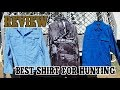Pig hunting shirt review - Qld/NSW