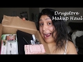 Drugstore Makeup Haul + Random Things + Swatches