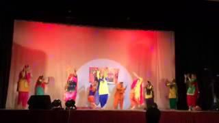 Viraasat Folk Academy Sydney Haani Giddha 2014