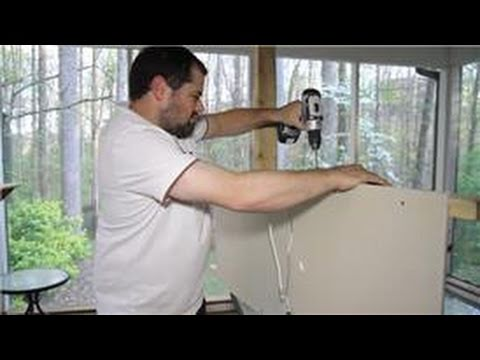 Home Theater Repair & Installation : Hiding the Cables in Home Theater System Setup