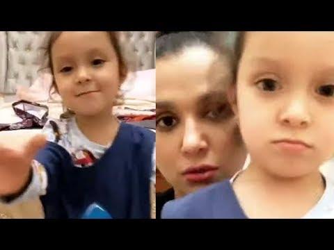 Nilufar Usmonova va Sadiyadan tungi pozitiv (live video)