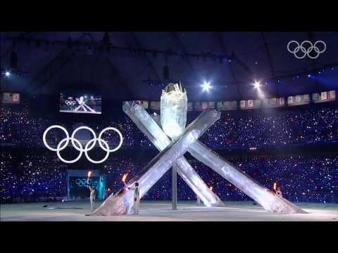 Amazing Opening Ceremony Highlights - Vancouver 2010 Winter Olympics