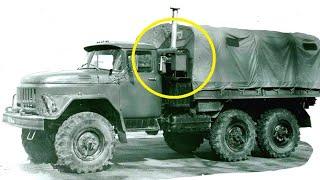 Зачем на грузовики СССР ставили эти штуки? Все очень просто