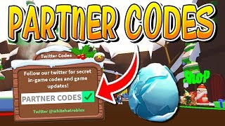 SECRETO ROBLOX PRESENT SIMULATOR CODES!!!