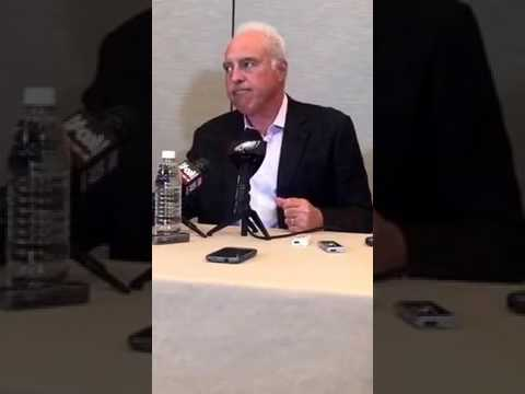 NFL. Jeff Lurie Eagles Chairman / CEO from Phoenix. 2017 03 28