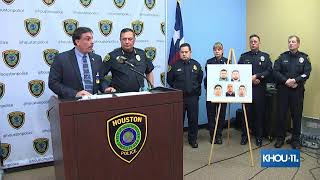 WATCH: Houston police give details on human smuggling investigation
