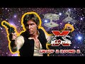 X-wing Moscow All-Star. Group №2 Round №2