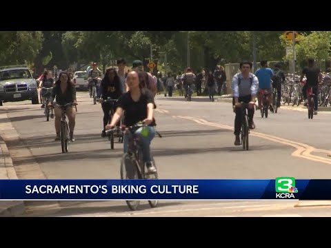 Sacramento Bike Life: The changing landscape of transportation in the city
