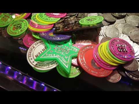 Pusher Palace Game play kermis Deventer