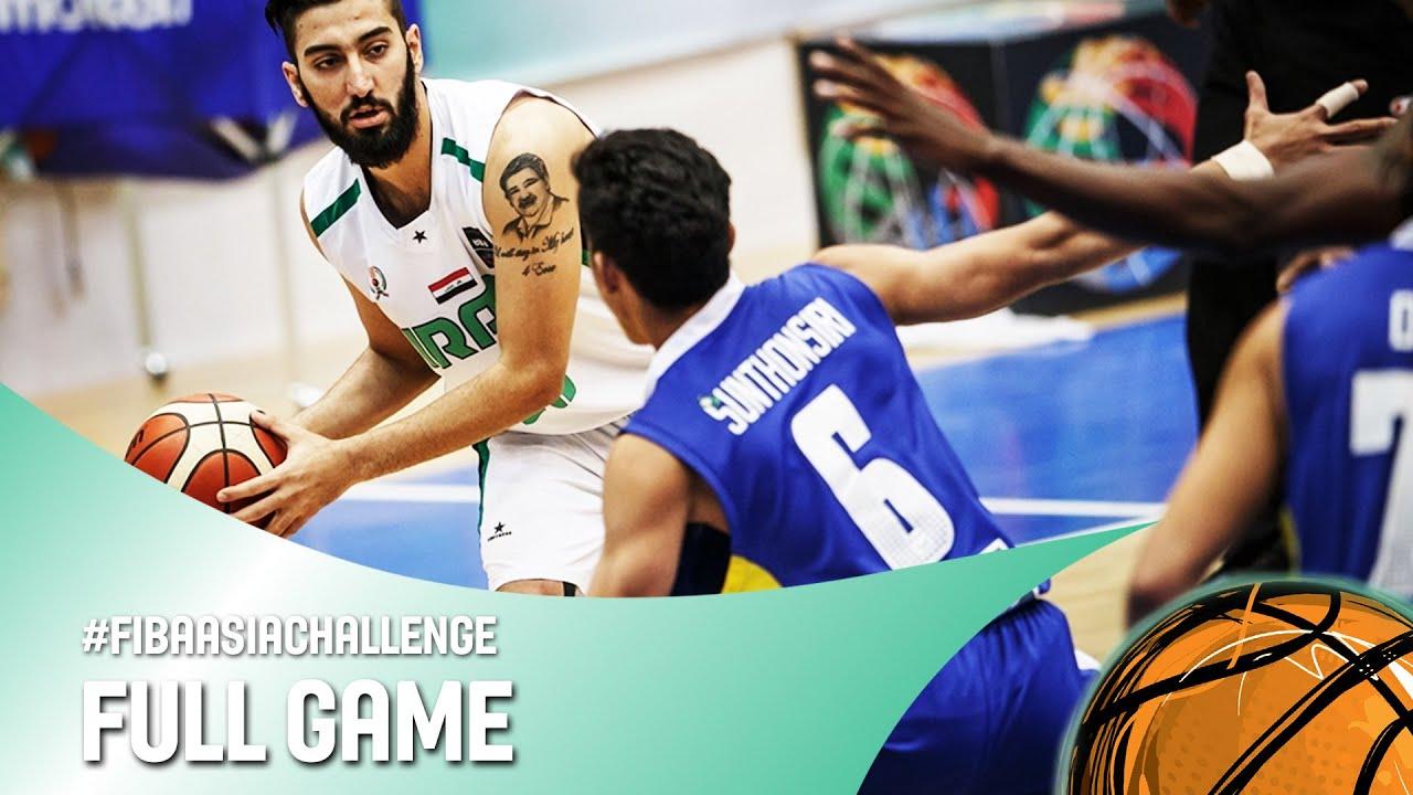 Iraq v Thailand - Full Game - FIBA Asia Challenge 2016
