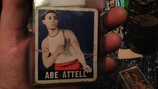 Some more Vintage Boxing Cards