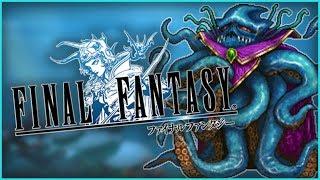Bahamut And the Water Shrine! | Let's Play Final Fantasy 1 Walkthrough [LIVESTREAM] 100%